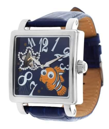 Disney Herren Armbanduhr Nemo blau DI-094491-D02-1
