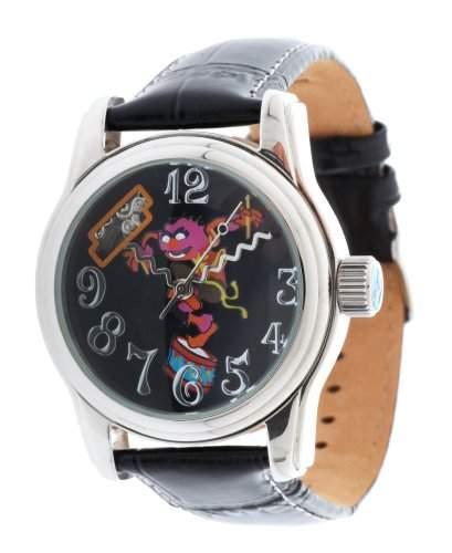 Disney Damen Armbanduhr Tier schwarz DI-094491-D29-1
