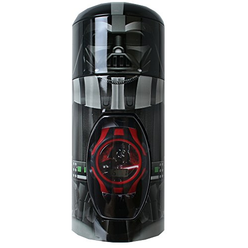 Star Wars Digitaluhr Armbanduhr Metalldose Darth Vader Kinderuhr