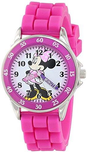 Disney Kids MN1157 Minnie Mouse Pink Watch
