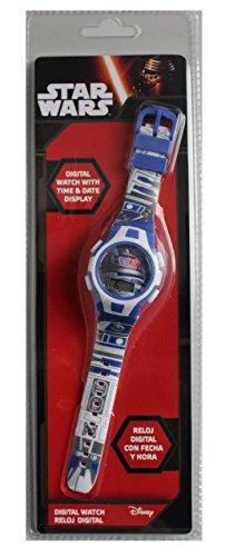 Disney Star Wars Armbanduhr digital R2D2
