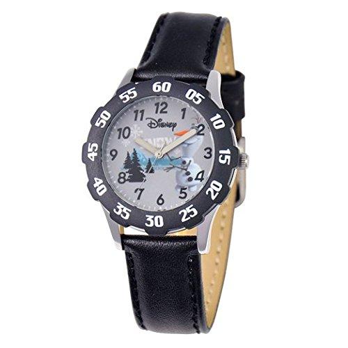 Disney Kids W000973 Frozen Stainless Steel Watch