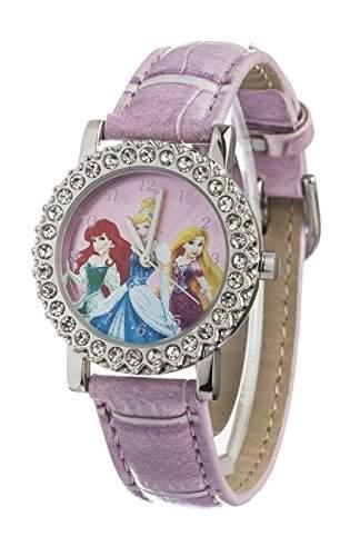Disney Princess Kinder-Armbanduhr Analog Kunststoff Mehrfarbig DP160