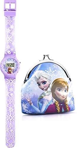 Disney Kinder-Armbanduhr Digital Quarz FROZ10SET