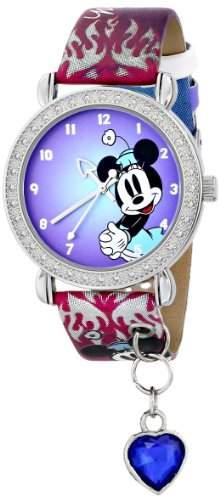 Disney Maedchen-Armbanduhr Minnie 25350