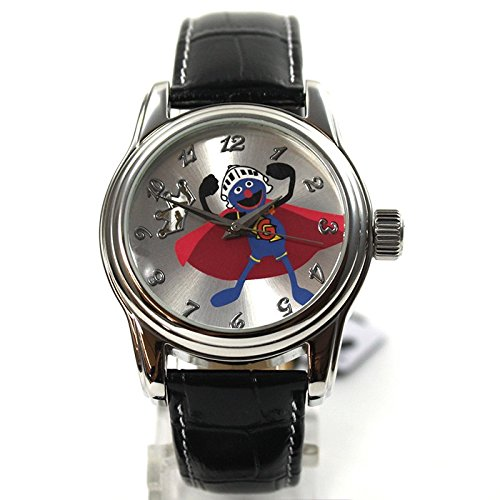 The Muppets Uhr Gonzo Automatikuhr Lederband Strass Cartoonuhr