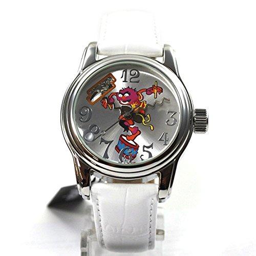 The Muppets Uhr Automatikuhr Muppet Babie Lederband Sammleruhr Limited