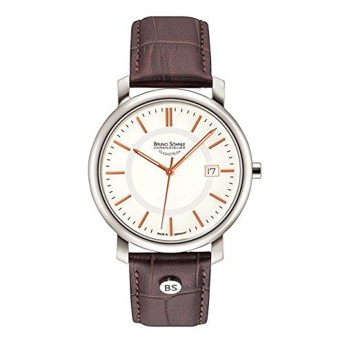Bruno Soehnle Herren Armbanduhr 17 13142 245