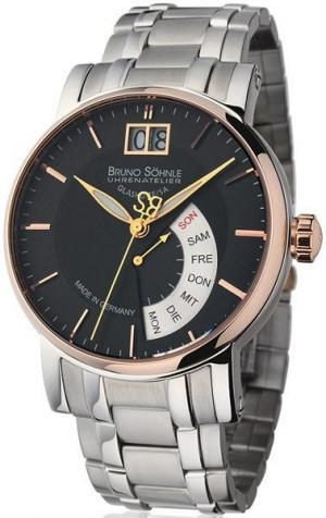 Bruno Soehnle Herren Armbanduhr 17 63073 746