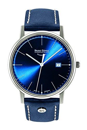 Bruno Soehnle Herren Armbanduhr 17 13175 341