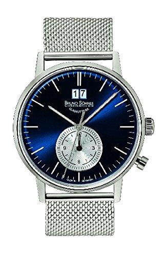 Bruno Soehnle Herren Armbanduhr 17 13180 340