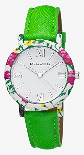 Laura Ashley Damen Armbanduhr LA31003GR