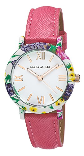Laura Ashley Damen Armbanduhr LA31003PK