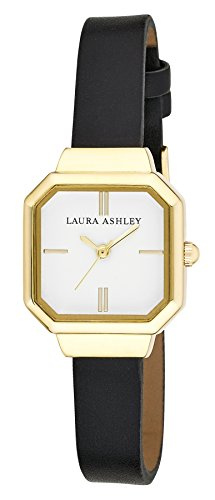 Laura Ashley Damen Armbanduhr LA31004BK