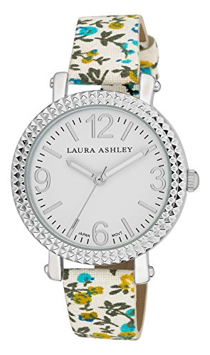 Laura Ashley Damen Armbanduhr LA31005BL