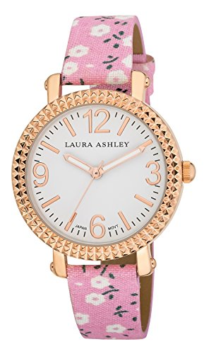 Laura Ashley Damen Armbanduhr LA31005PK