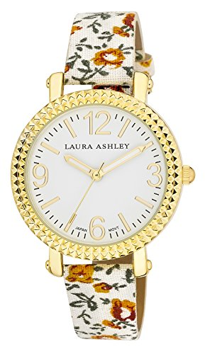 Laura Ashley Damen Armbanduhr LA31005WT