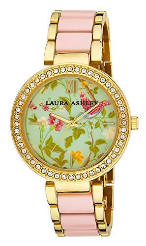 Laura Ashley LA31007PK Armbanduhr LA31007PK