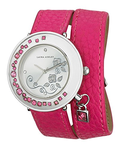 Laura Ashley Damen Armbanduhr LA31008PK