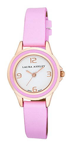 Laura Ashley Damen Armbanduhr LA31009PK