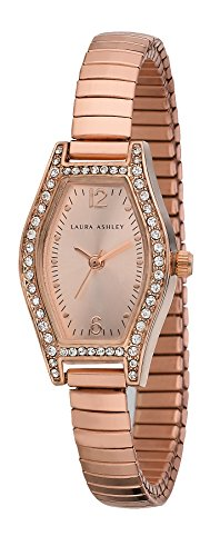 Laura Ashley Damen Armbanduhr LA31010RG