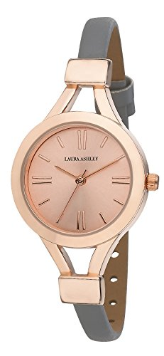 Laura Ashley Damen Armbanduhr LA31011RG