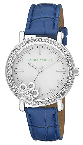 Laura Ashley Damen Armbanduhr LA31013BL