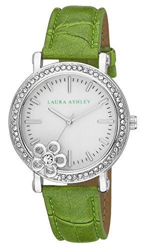 Laura Ashley Damen Armbanduhr LA31013GR