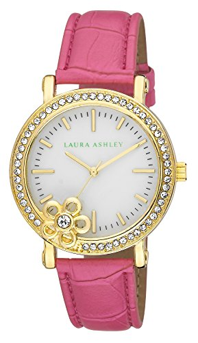 Laura Ashley Damen Armbanduhr LA31013PK