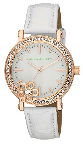 Laura Ashley Damen Armbanduhr LA31013WT