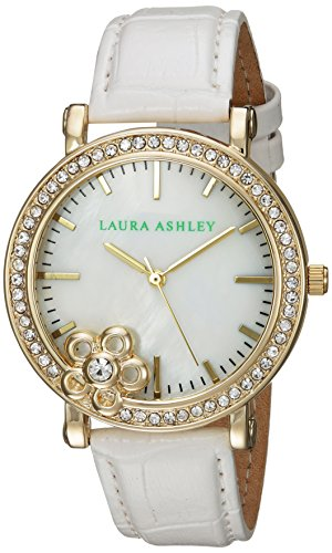 Laura Ashley Damen Armbanduhr LA31013YG