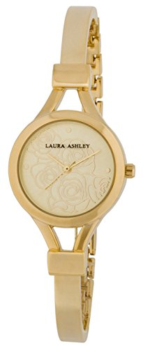 Laura Ashley Damen Armbanduhr LA31019YG