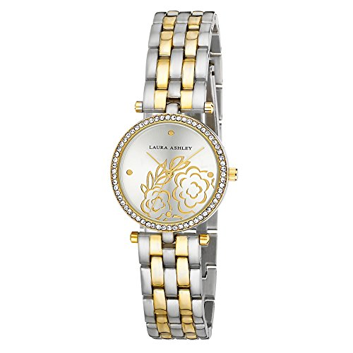 Laura Ashley Damen Armbanduhr LA31021TT
