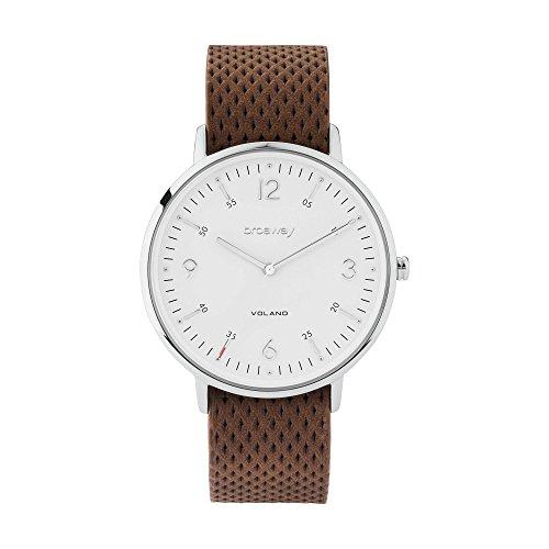 Uhr nur Zeit Herren Brosway laessige Cod wvo02