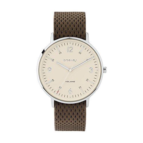 Uhr nur Zeit Herren Brosway laessige Cod wvo04