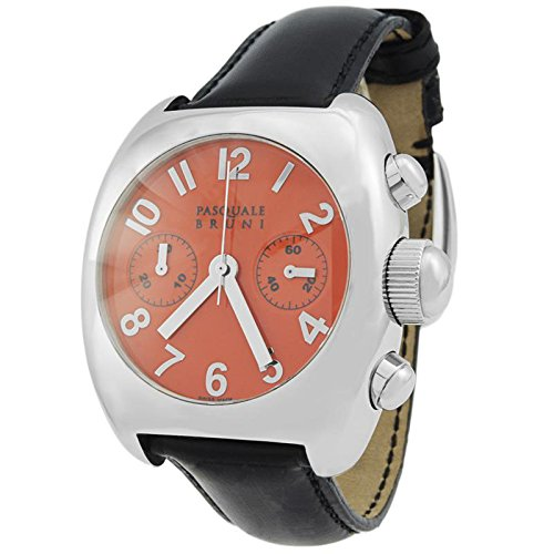 Pasquale Bruni Uomo Chronograph Edelstahl Swiss Made Automatik 01 MCA42