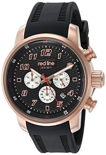 Redline Herren Armbanduhr RL 303C RG 01