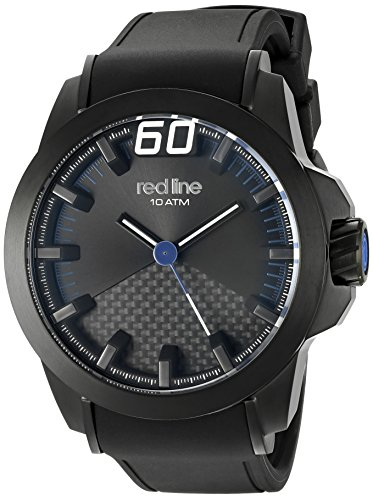 Redline Herren Armbanduhr RL 305 BB 01 BLA