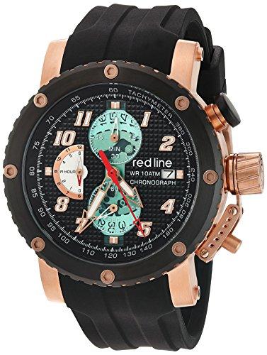Redline Herren Armbanduhr RL 308C RG 01