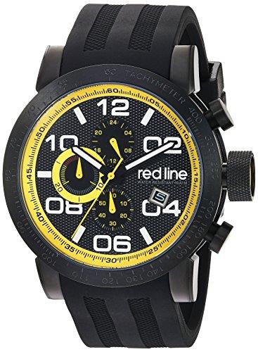 Redline Herren Armbanduhr RL 50068 BB 01 YDR