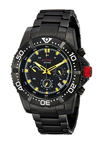 Red Line rl 50030vk bb 01yl Armbanduhr Quarz Chronograph Armband Edelstahl schwarz