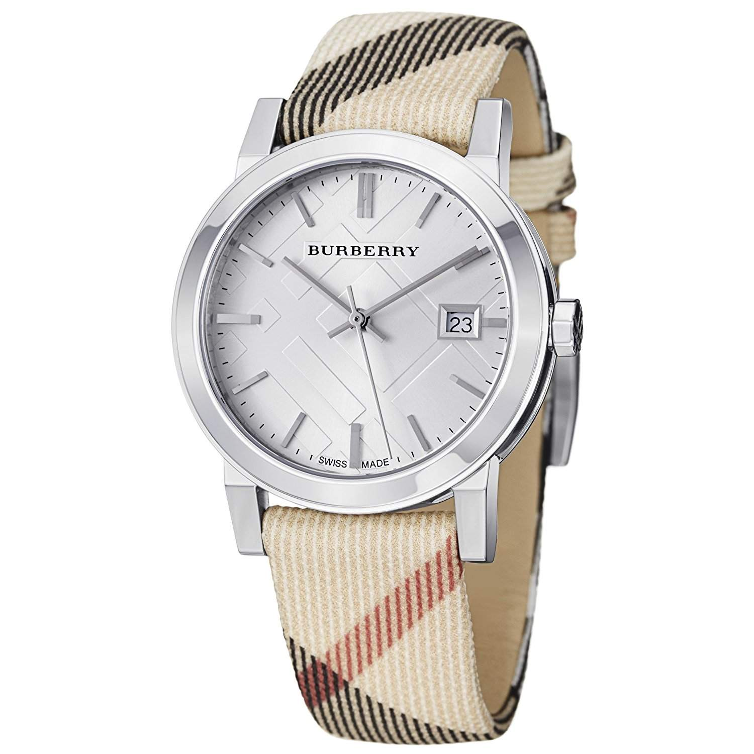 ORIGINAL BURBERRY FRAUENUHR BU9113