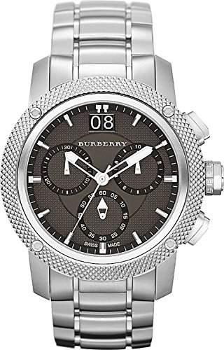 Burberry Herren-Armbanduhr Chronograph BU9800