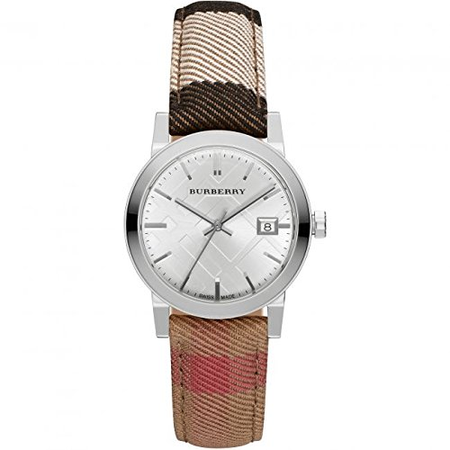 Burberry armbanduhr CLASSIC ROUND BU9151