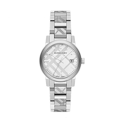 Burberry armbanduhr THE CITY BU9144
