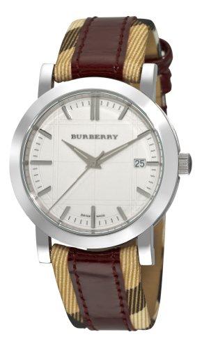 Burberry BU1389 Heritage Nova Check Unisex Uhr