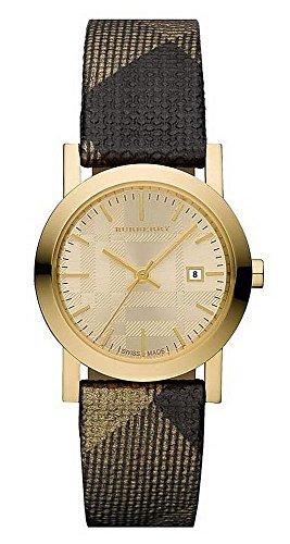 Burberry BU1875 The City Nova Check Damen Uhr