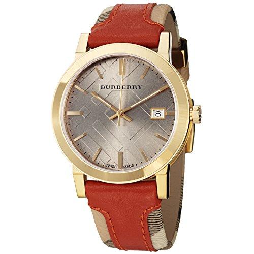 Burberry BU9016 Heritage Nova Check Damen Uhr
