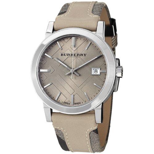 Burberry BU9021 Heritage Nova Check Unisex Uhr