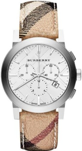 ORIGINAL BURBERRY Uhren Herren Swiss Made Chronograph bu9360